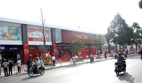 Toàn cảnh Quang Trung nhìn từ đường Quang Trung