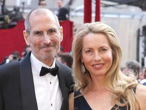 Steve Jobs đã có một người vợ vô cùng tuyệt vời