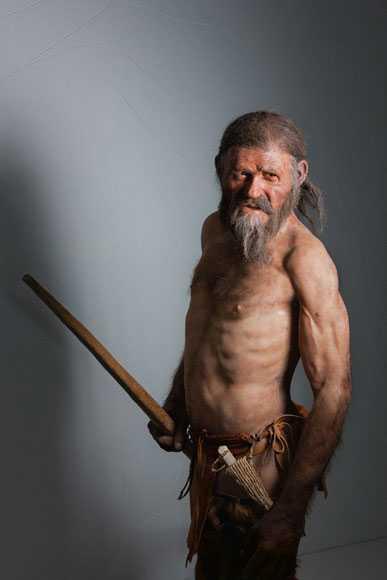 Xác ướp hàng nghìn năm tuổi được phục dựng lại