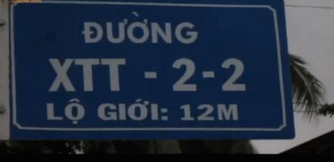 Tên đường như