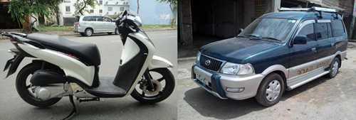 Người Việt có sĩ diện hão khi mua chiếc xe máy ngang ngửa chiếc ô tô?