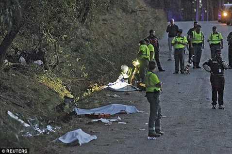 Tai nạn kinh hoàng ở đường đua La Coruna khiến ít nhất 6 người tử vong
