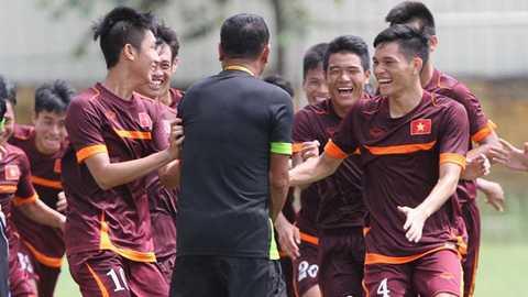 U19 Việt Nam tập trung tại Hà Nội
