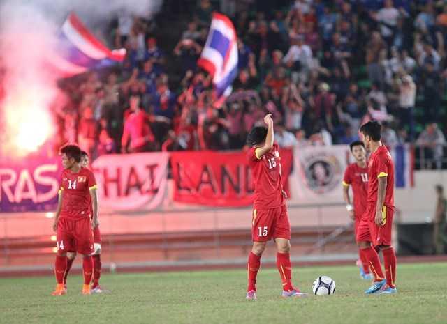 Thất bại cay đắng của U19 Việt Nam