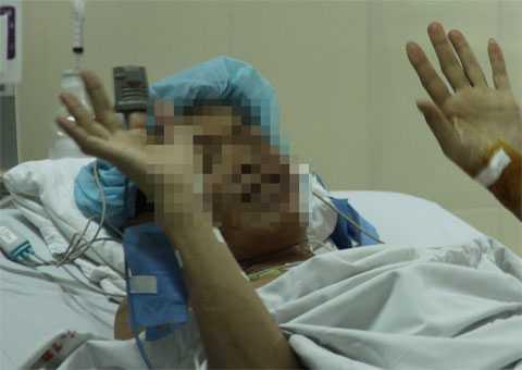 Bệnh nhân ghép tim hồi phục tốt