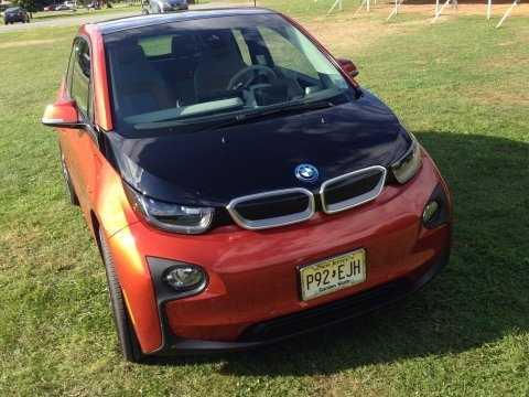 BMW i3, mẫu xe chạy điện được cho là nền tảng của chiếc Apple Car