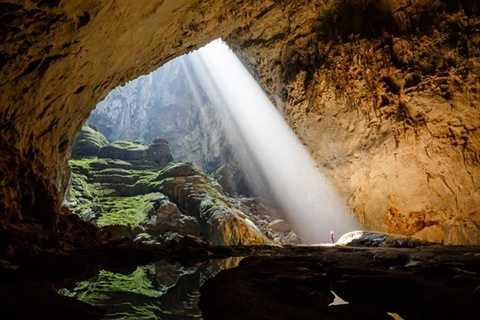 Hình ảnh choáng ngợp của hang Sơn Đoòng tại Quảng Bình, Việt Nam