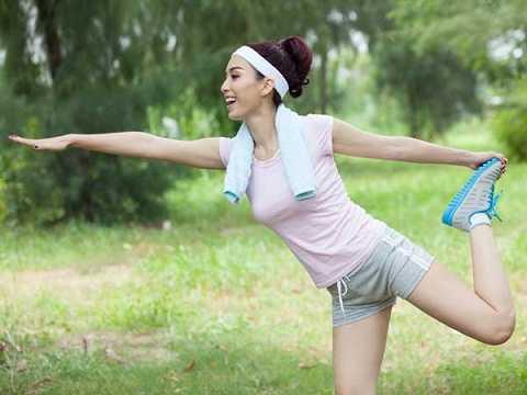 Tập thể dục giúp giảm stress