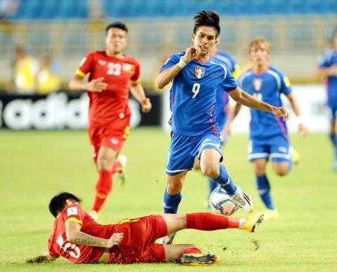 Đài Loan chơi bài bản, mạnh mẽ