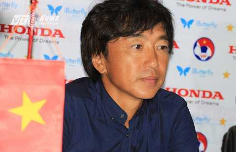 HLV Miura từng lọt top 500 HLV xuất sắc nhất thế giới (Ảnh: Q.M)