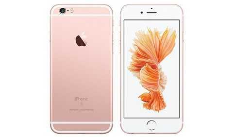 iPhone 6S/ 6S Plus phiên bản vàng hồng khiến chị em phái nữ mê mẩn