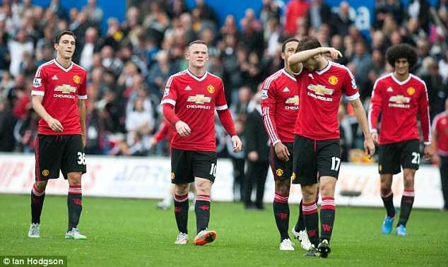 MU gây thất vọng với khởi đầu tại Premier League