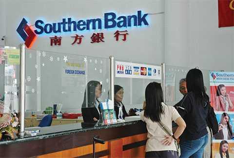 Southern Bank sẽ sáp nhập vào Sacombank