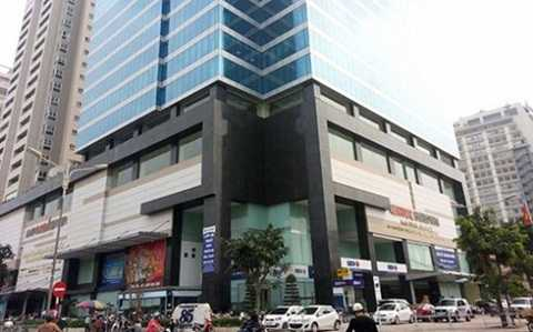 Trụ sở Sgame đặt tại tầng 15 toàn nhà Hapulico, số 1 Nguyễn Huy Tưởng, Hà Nội. Ảnh: Internet.