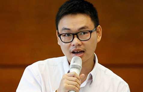 TS Nguyễn Bá Hải (Ảnh: Tiền Phong)