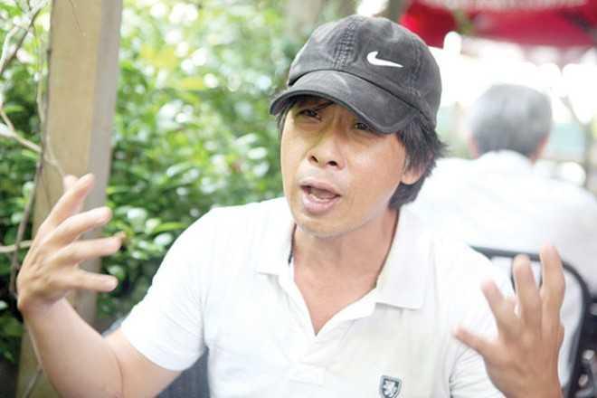 Đạo diễn Lưu Huỳnh - Ảnh: Gia Tiến