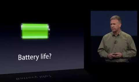 Trình bày các tính năng của pin iPhone 6