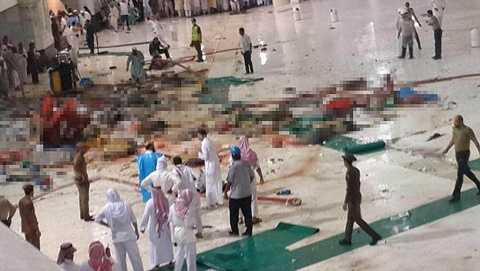 Đã có ít nhất 107 người thiệt mạng vì vụ sập cần cẩu này