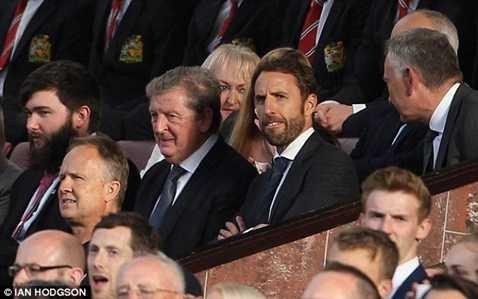 HLV trưởng ĐTQG và đội U21 Anh - Hodgson và Southgate