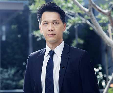 Ông Trần Hùng Huy, Chủ tịch Hội đồng quản trị ngân hàng ACB