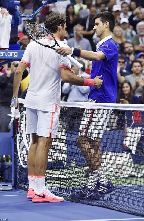 Lần thứ 2 trong năm nay, Djokovic đánh bại Federer ở trận chung kết Grand Slam