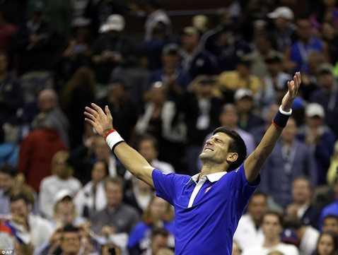 Novak Djokovic vô địch Mỹ mở rộng, giành Grand Slam thứ 10 trong sự nghiệp