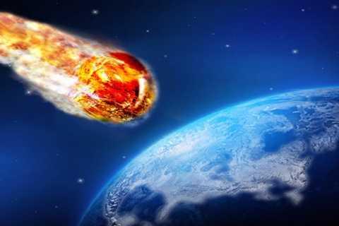 Thiên thạch khổng lồ đến đúng vào tuần trăng máu cuối cùng của năm 2015