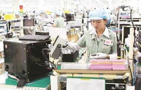 Sản xuất tại nhà máy Samsung Bắc Ninh