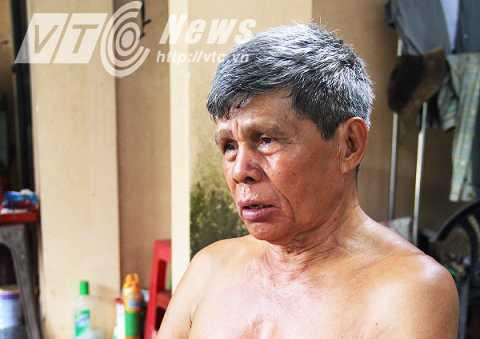 Ông Phạm Văn Đắc luôn bị ám ảnh bởi thảm kịch ở trường tiểu học Tân Thành