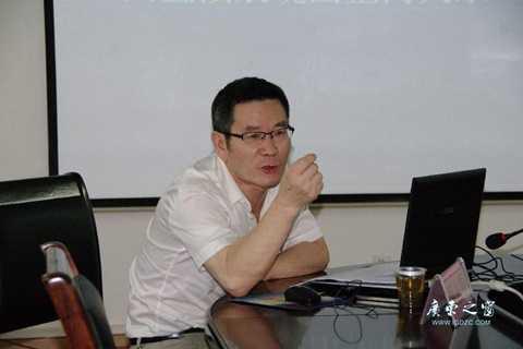 Dâm quan Thái Phúc Thuận bị tố đã quan hệ với nhiều nữ sinh chưa đến tuổi trưởng thành - Ảnh: Nam Phương đô thị báo