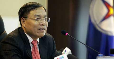 Ông Đinh Quang Tri, Phó Tổng giám đốc Tập đoàn Điện lực Việt Nam