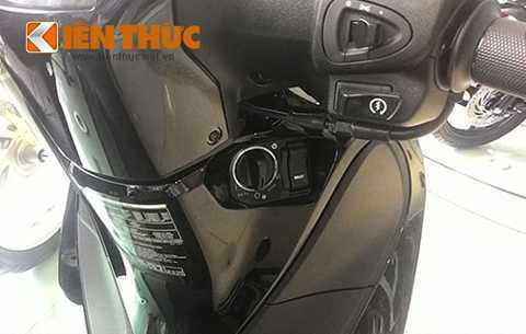 Honda SH 125/150i với chìa khóa thông minh được Honda Việt Nam giới thiệu ngày 10/9 vừa qua.