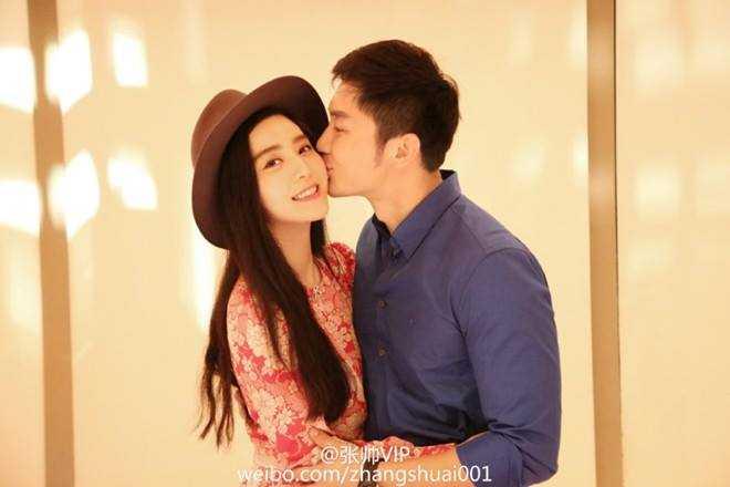 Phạm Băng Băng đón sinh nhật thứ 34 của mình cùng bạn trai Lý Thần.