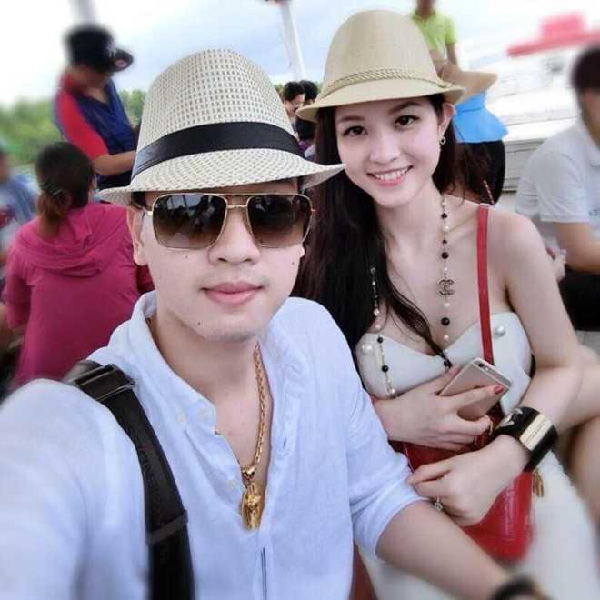 Cặp đôi Tiền Nguyễn - Kiều My.