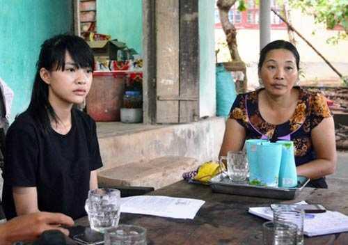Nữ sinh Bùi Kiều Nhi đã được trúng tuyển vào Học viện Chính trị Công an nhân dân