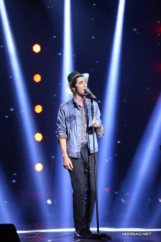 Top 5 The Voice Mỹ mùa giải thứ 7 năm 2014 - Taylor John Williams