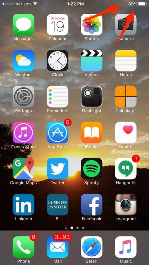 Theo Business Insider, thời lượng pin đã được cải thiện lên 1 ngày rưỡi so với 1 ngày trước đây của iOS 8 cũ - trên cùng một thiết bị iPhone 6 Plus