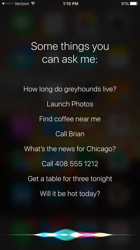Siri đã thông minh hơn rất nhiều, quan trọng nhất là khả năng phát âm tiếng Anh của người dùng