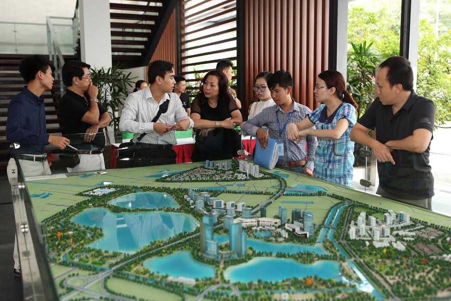 Biệt thự Mansions & Nhà vườn Garden Homes đón nhận nhiều sự quan tâm từ khách hàng
