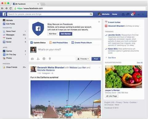 Mẹo tăng cường bảo mật cho Facebook