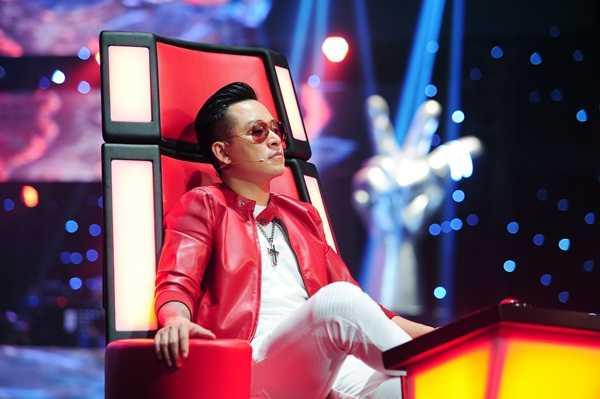 Ghế nóng quá nhiều áp lực và chiếm nhiều thời gian nênTuấn Hưng không bao giờ trở lại ghế nóng Giọng hát Việt