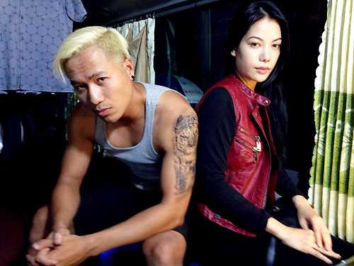 Quang Hòa và Trương Ngọc Ánh từng có cảnh nóng trong phim nhưng cả 2 đều thấy cần thiết nên cảm thấy rất thoải mái.