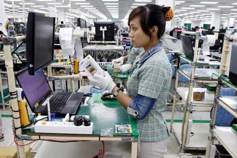 Nhà máy Samsung tại Bắc Ninh