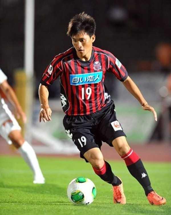 Sapporo chiêu mộ Công Vinh với mục đích quảng bá thương hiệu là chính