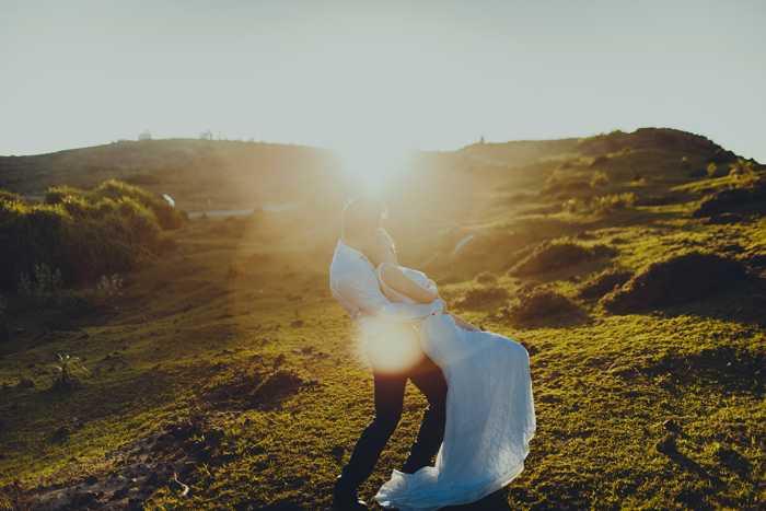 Những khung cảnh lãng mạn không thua kém bất kỳ nơi nào