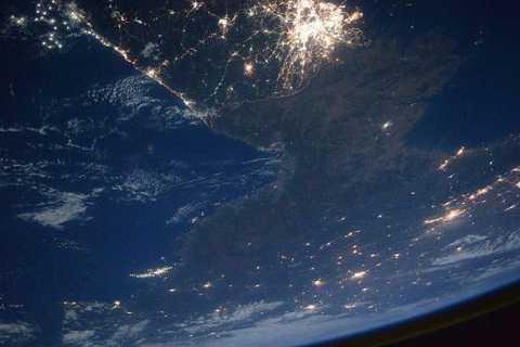 Bức ảnh do phi hành giaScott Kellychụp từ ISS