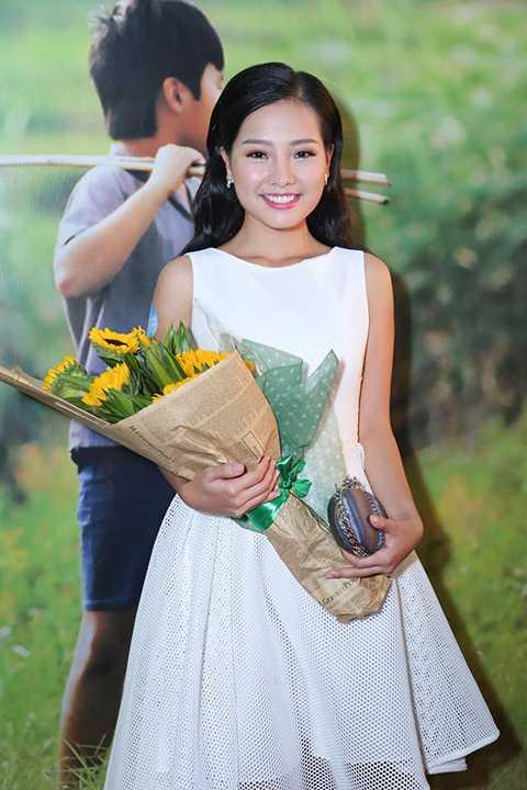 Nữ diễn viên tiết lộ rằng cô rất thích đọc truyện của nhà văn Nguyễn Nhật Ánh từ nhỏ và