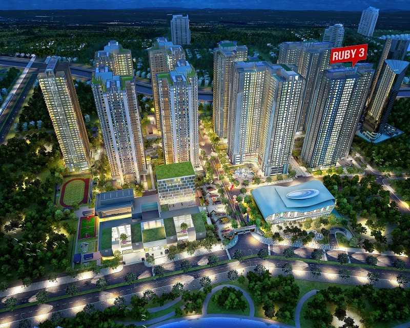 Với gói hỗ trợ tài chính ưu đãi này, khách hàng vay mua Goldmark City chỉ phải trả mức lãi suất 3,99%/năm