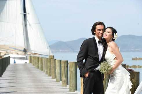 Mối quan hệ của Việt Trinh và Đức Hải bị Khánh My xen vào trong phim.