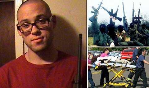 Thủ phạm vụ xả súng Chris Harper Mercer